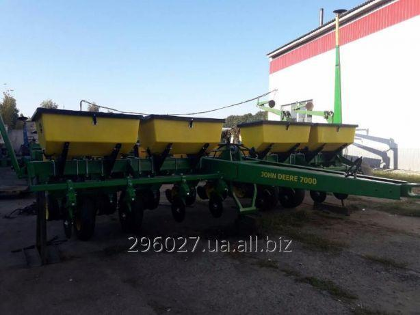 Order Services in crops of corn, sunflower seeds, soy