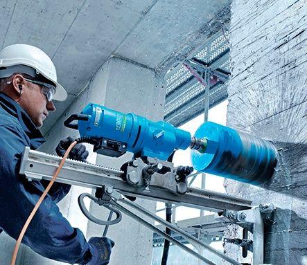Заказать Свердління бетону стін цегли моноліт!Алмазне буріння отворів в бетоні!