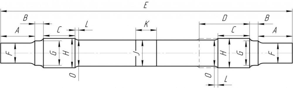 Услуга токарной обработки заготовок на станках с ЧПУ и проводит токарную обработку тел вращения сложной конфигурации.
