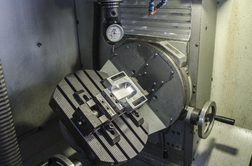 Заказать Фрезерование металла на станках с ЧПУ