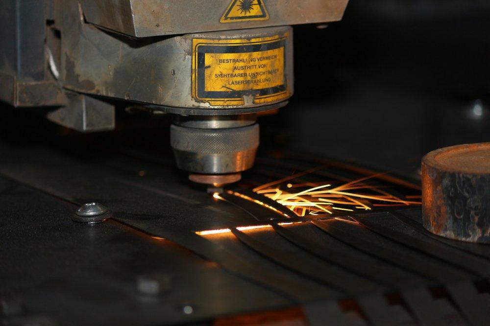 Заказать Лазерная резка черного металла. Работаем по всей Украине.