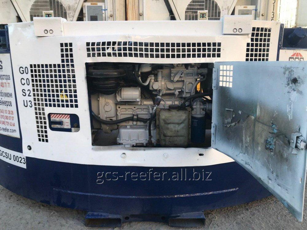 Замовити Оренда начіпних дизельних генераторів для рефрижераторних контейнерів