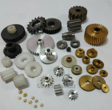 Заказать Изготовление зубчатых колес (шестеренок) и редукторов