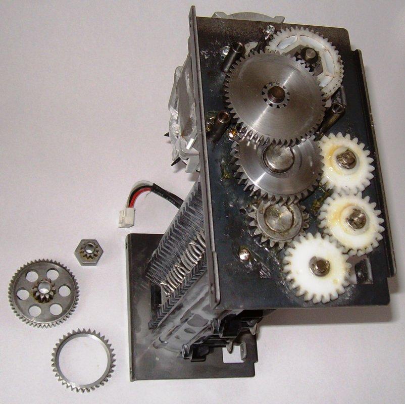 Заказать Изготовление и ремонт шестеренок к шредеру.