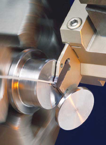Turning of parts of any complexity on high-performance turning lathes with ChPU Goodway