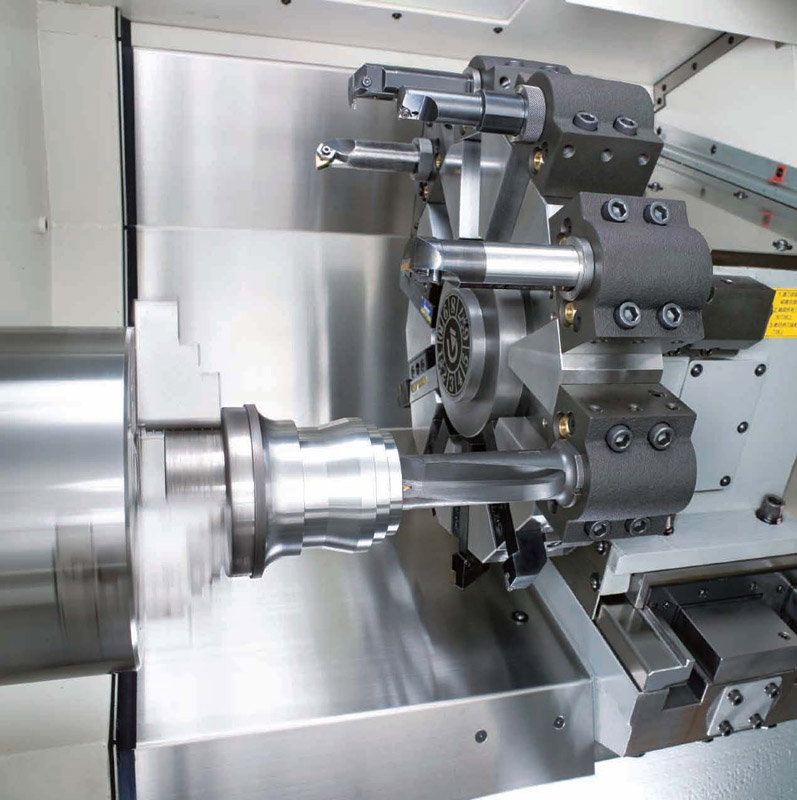 Order Services in processing of metal on high-precision turning and milling machines and the processing centers with ChPU