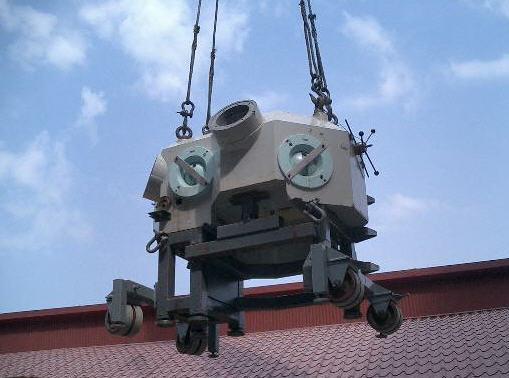 Заказать Демонтаж и такелаж любых металлоконструкций и промышленного оборудования