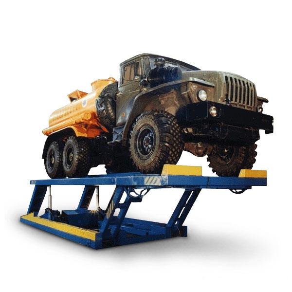 Заказать Услуги по техническому обслуживанию и ремонту грузовых автомобилей взятых на прокат