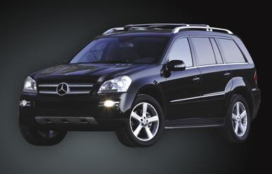 Order Armor Mercedes-Benz GL car (VIP cars)