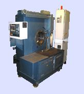 Станок АГАТ для резания слитков кремния. Модернизация, наладка, установка ЧПУ модели NC-201 Санкт-Петербурской