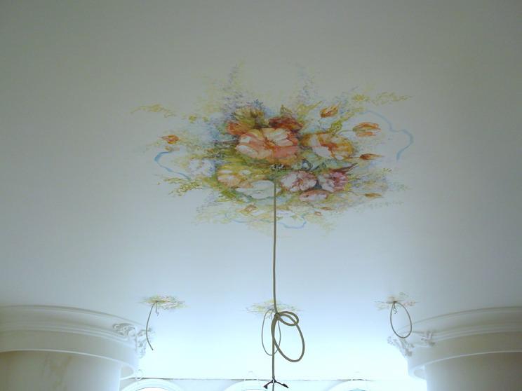 Художественная роспись потолка - Алерус, ООО Киев (Украина) - услуги недорого