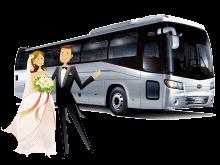 Заказать Аренда автобусов на свадьбы, дни рождения Тернопольская область