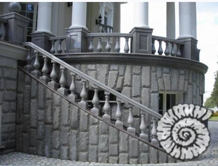 Замовити Послуги з облицювання фасадів, цоколів, колон мармуром і гранітом
