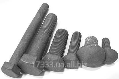 Services of galvanizing of a hardware