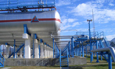 Реконструкция хранилищ пропан-бутана и газонаполнительных станций