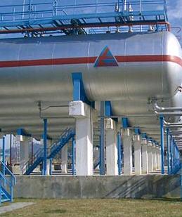 Проектирование терминалов для хранения и перегрузки сжиженного газа (газовых хранилищ) и газонаполнительных станций (ГНС)