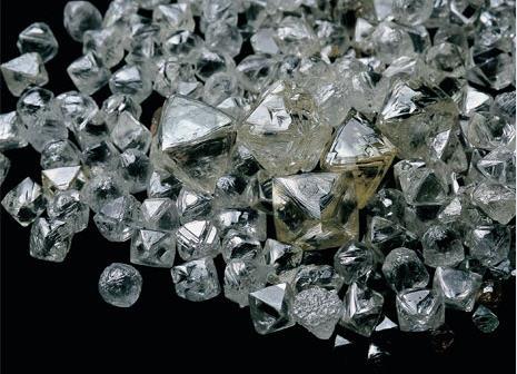 Заказать Обработка алмазного сырья