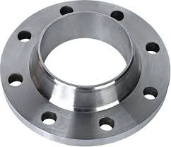 Production of flanges