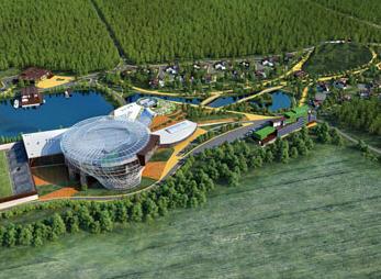 Заказать Многофункциональный курорт под Киевом