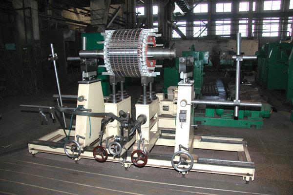 Производство электродвигателей асинхронных и синхронных