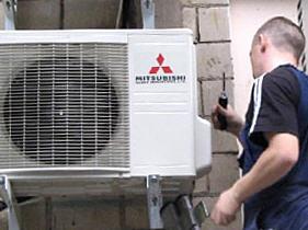 Заказать Монтаж, ремонт и сервисное обслуживание систем кондиционирования и вентиляции