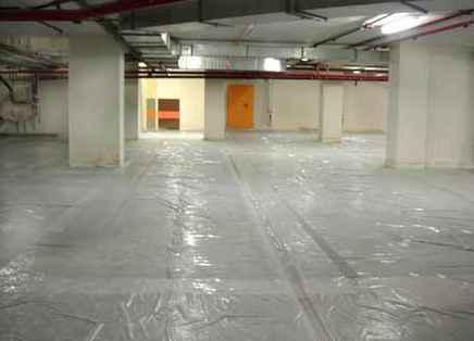 Заказать Гидроизоляция подземных гаражей