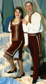 Заказать Национальный костюм украинский