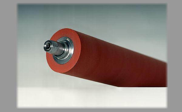 Заказать Восстановление резинового покрытия валов и роликов, гуммирование