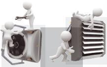 Чистка, дезинфекция и ремонт вентиляции, воздуховодов