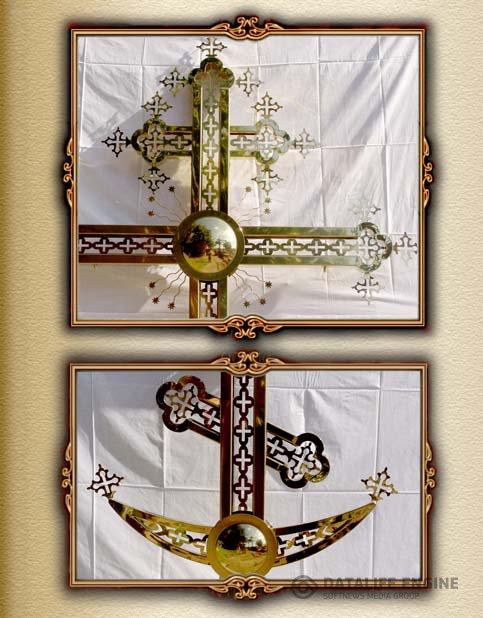 Изготовление крестов и куполов для мусульманских храмов и мечетей