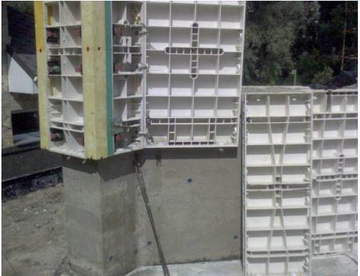 Заказать Строительство зданий в съемную и несъемную опалубку монолитным способом.Применение ячеистых бетонов на цементном и модифицированном гипсовом вяжущих.