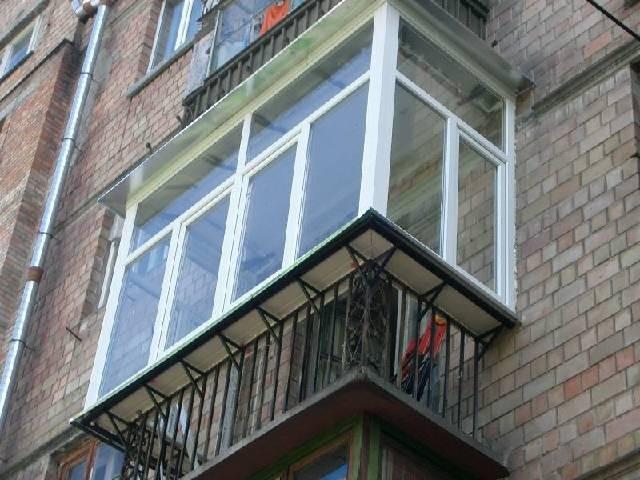 """Зачем нужно застеклять балкон """" строительный портал x-line.b."""