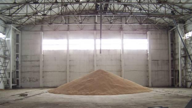Заказать Хранение зерна на элеваторах.