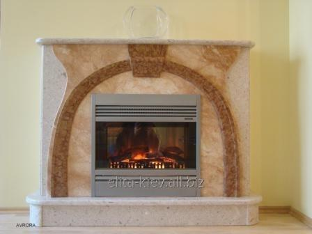 Order Facing of fireplaces