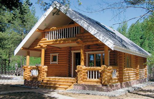 Заказать Сборка деревянных домов