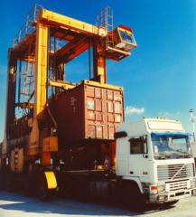 Термінальна обробка контейнерів