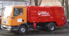 Garbage removal | Kiev