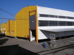 Warehouse and transshipment services