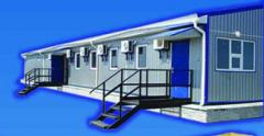 Изготовление металлоконструкций для быстровозводимых зданий и сооружений