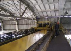 Repair of cranes of all types