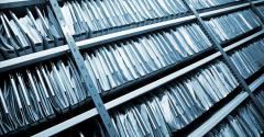 Хранение документов организаций и ликвидируемых