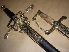 Сувенирное оружие под заказ.