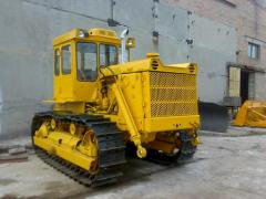 Capital repairs of the bulldozers T-130/T-170