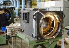 Production and modernization of electric motors of
