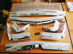 Chromium plating, nickel plating, medneniye of