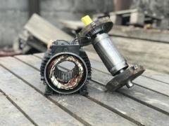 Repair of common industrial electric motors of