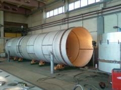 Полный комплекс услуг по проектированию, изготовлению, монтажу металлоконструкций