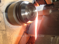 Machining services (turning, milling, grooving,