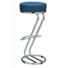 Chromizing of furniture accessories
