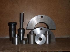 Let's perform any turning, milling works